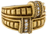 Penny Preville Stacked Diamond Band