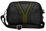 Urban Originals Late Night Vegan Leather Crossbody Bag - Black