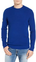 Lacoste Men's Rib Knit Sweater