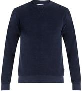 Orlebar Brown Pierce crew-neck cotton sweatshirt