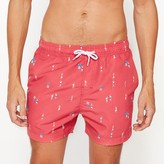 La Redoute Collections Printed Swim Shorts