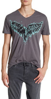 Zadig & Voltaire Terak Short Sleeve Graphic Tee