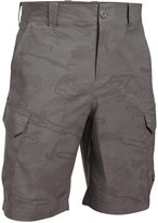 Under Armour Men's UPF 30 Camo-Printed Cargo Performance Shorts
