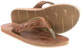 Tommy Bahama Waiheke Flip-Flops - Leather (For Men)