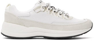 A.P.C. White Jay Sneakers