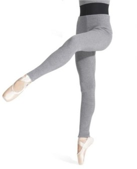 Capezio Ribbed Sweater Knit Legging