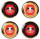 Jonathan Adler Full Dose Coasters/Set of 4