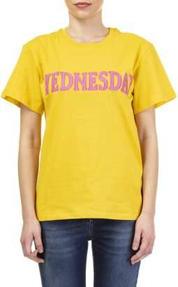Alberta Ferretti Cotton T-shirt