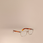 Burberry Square Optical Frames, Grey