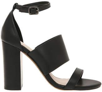 Siren Kudos Black Sandal