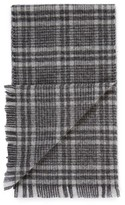 Norse Projects Johnstons Check Scarf
