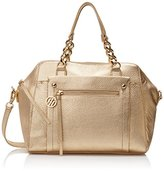 Tommy Hilfiger Tessa Dome Satchel Bag