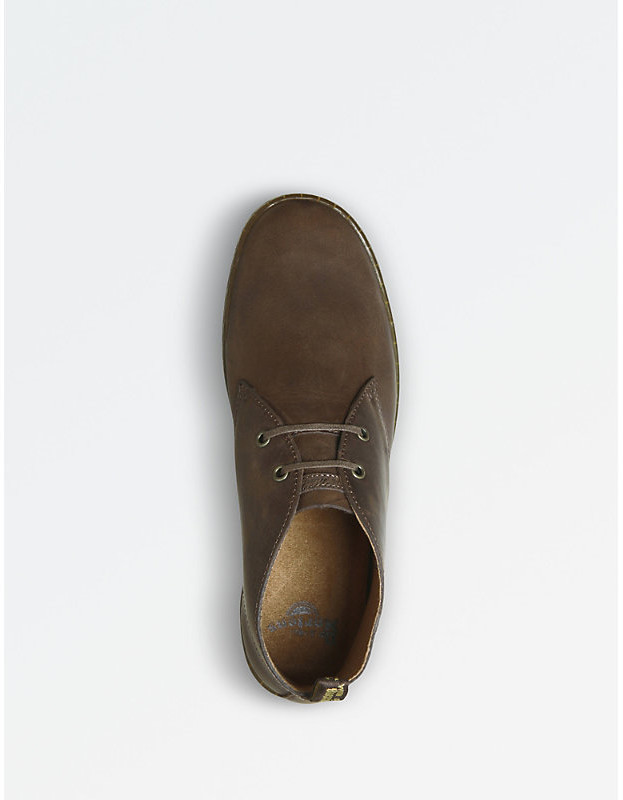 Thumbnail for your product : Dr. Martens Cabrillo Crazy Horse leather desert boots