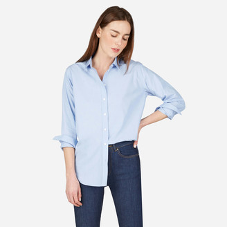 Everlane The Relaxed Poplin Shirt