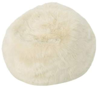 Outstanding Fur Bean Bag Shopstyle Ocoug Best Dining Table And Chair Ideas Images Ocougorg