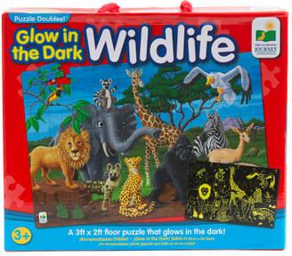 Puzzle Doubles Glow In The Dark Wildlife
