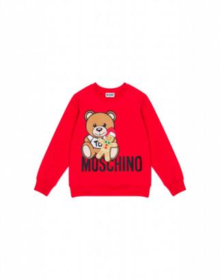 Moschino Sweatshirt Gingerbread