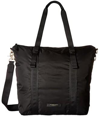 Timbuk2 Parcel Tote (Jet Black) Tote Handbags