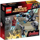 Lego Superheroes Avengers Iron Man Vs. Ultron