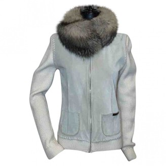 Prada White Wool Jackets