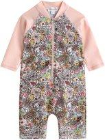 TINFL Vaenait Baby 0-24M Baby Girls Swimsuit Rashguard Swimwear Floral S