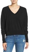 BP V-Neck Crop Pullover