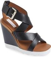 See by Chloe 'Tiny' Wedge Sandal (Women)