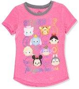 Disney Tsum Tsum Little Girls' T-Shirt