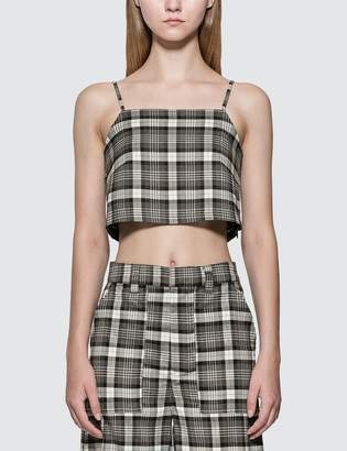X-girl X Girl Plaid Camisole