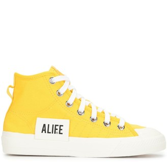 adidas Nizza Hi Alfie high-top trainers