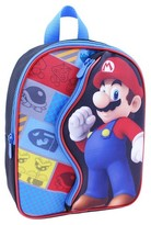 "Nintendo Kids' Super Mario 12"" Mini Backpack"