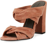KENDALL + KYLIE DEMY KNOT MULE SANDAL