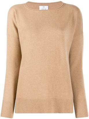 Allude dropped shoulders jumper