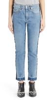 MSGM Women's Paneled Jeans