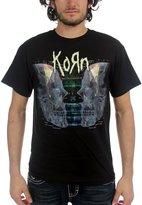 Bravado Korn - Mens Mosaic T-Shirt, Size: XX-Large, Color: Black