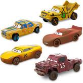Disney Cars 3 Deluxe Die Cast Set - Crazy 8 - 5-Piece