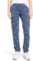Wildfox Couture Women's Football Star Knox Sweatpants