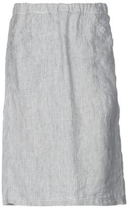 Massimo Alba Knee length skirt