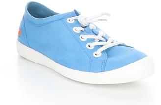 Fly London Nubuck Lace-Up Sneakers- Isla Nubuck