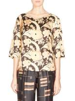 Dries Van Noten Cleo Floral T-Shirt