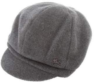 711c70a89d292 Burberry Wool Newsboy Hat