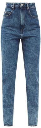 Etoile Isabel Marant Corsysr High-rise Boyfriend Jeans - Blue