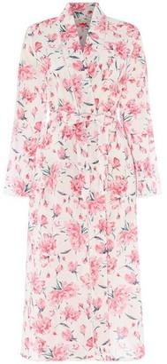 Nora Rose Embellished Short Robe
