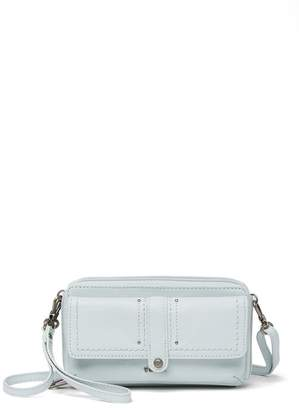 The Sak Sequoia Leather Crossbody Bag