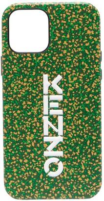 Kenzo logo-print iPhone 12 case