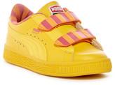 Puma Sesame Street Basket Big Bird Sneaker (Little Kid)