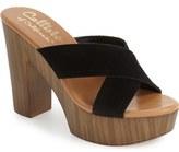 Callisto 'Delsee' Platform Sandal (Women)