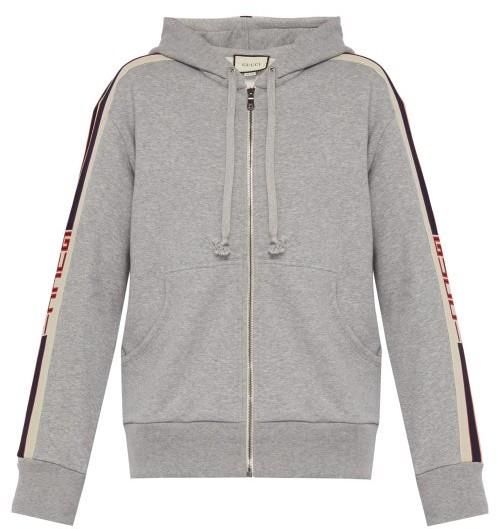 2cbb2499596 Gucci Gray Men s Sweatshirts - ShopStyle