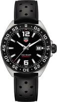 Tag Heuer Waz1110.ft8023 Formula 1 polished steel watch