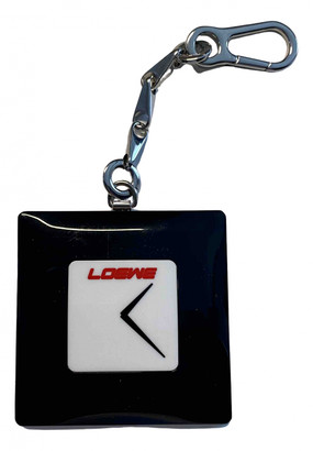 Loewe Black Steel Bag charms
